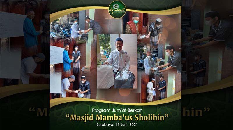 Masjid Mamba'us Sholihin
